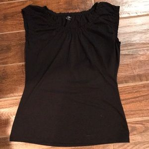 LOFT Tops - Loft sleeveless shirt size Large